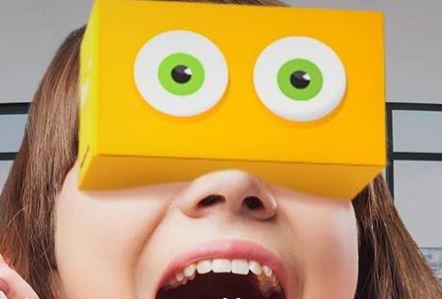 Lunettes virtuelles